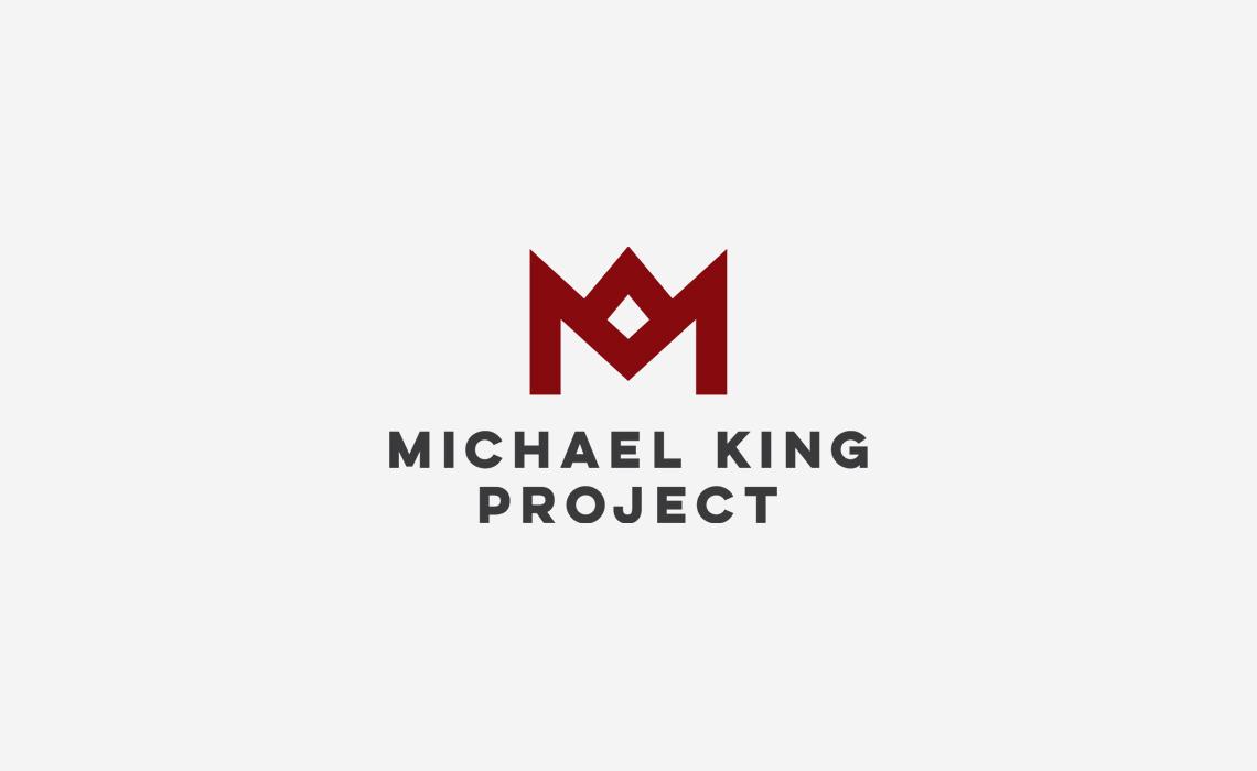 Michael King Project Logo Design