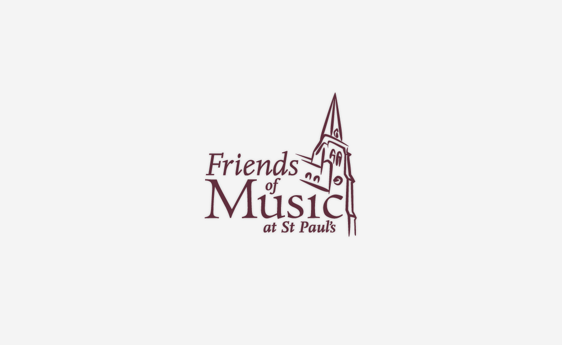 Friends of Music Logo Design