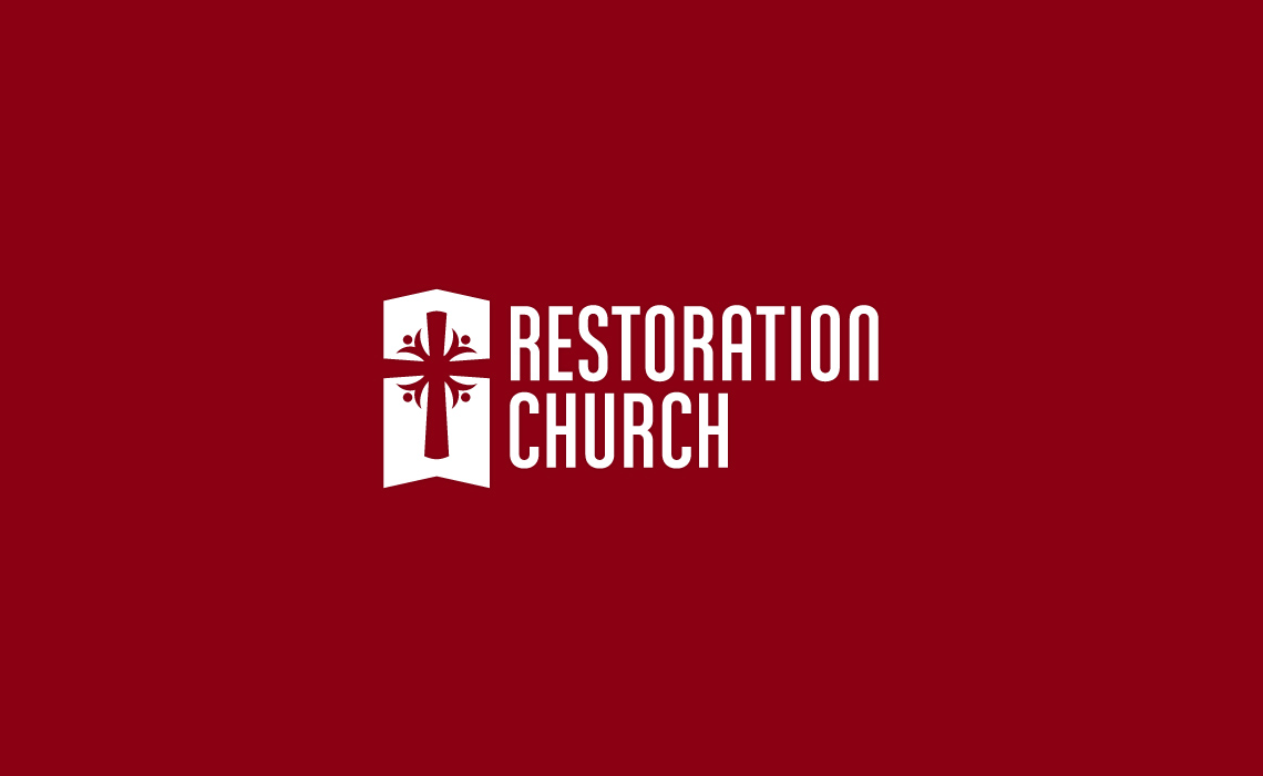 Restoration Church Logo Design