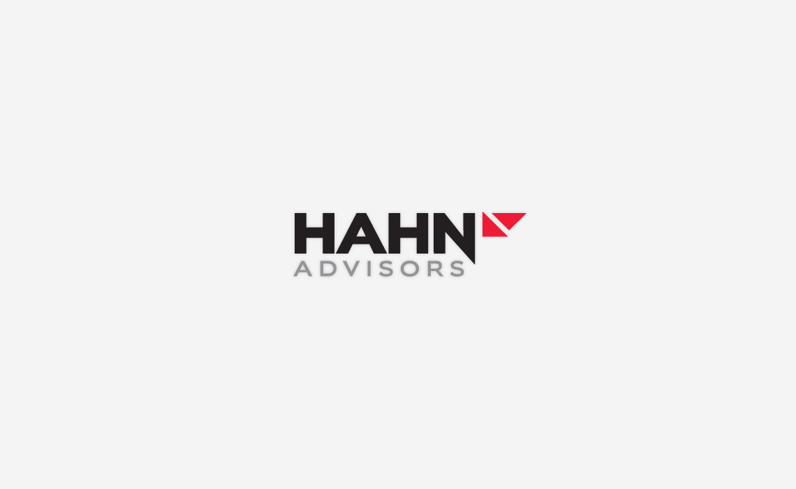 Hahn Advisors Logo Design