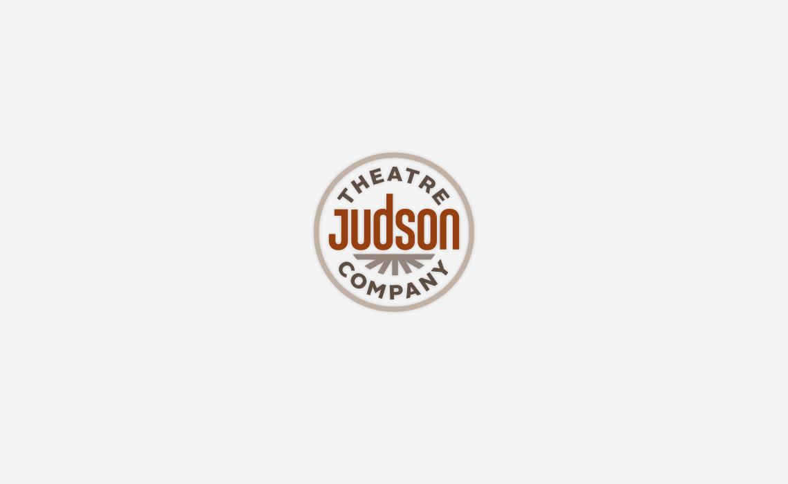 Judson Theatre Logo Design