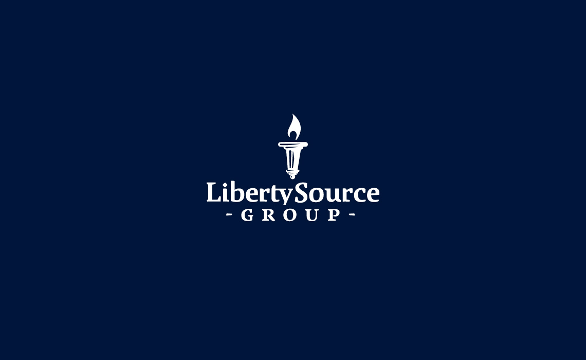 Liberty Source Group Logo Design