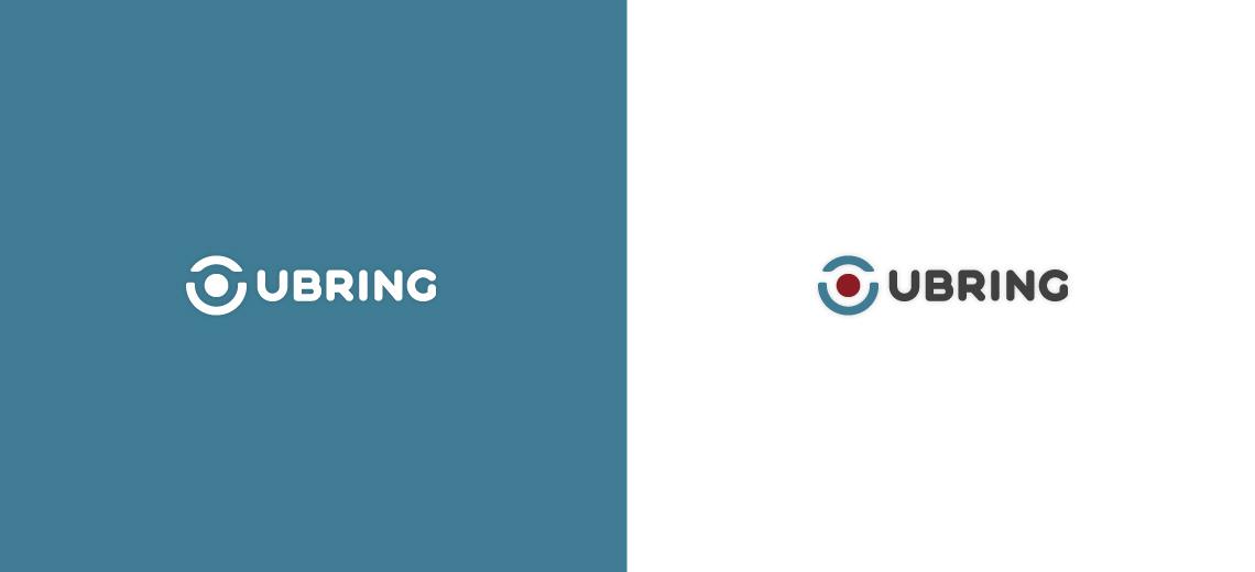 Ubring Logo Design