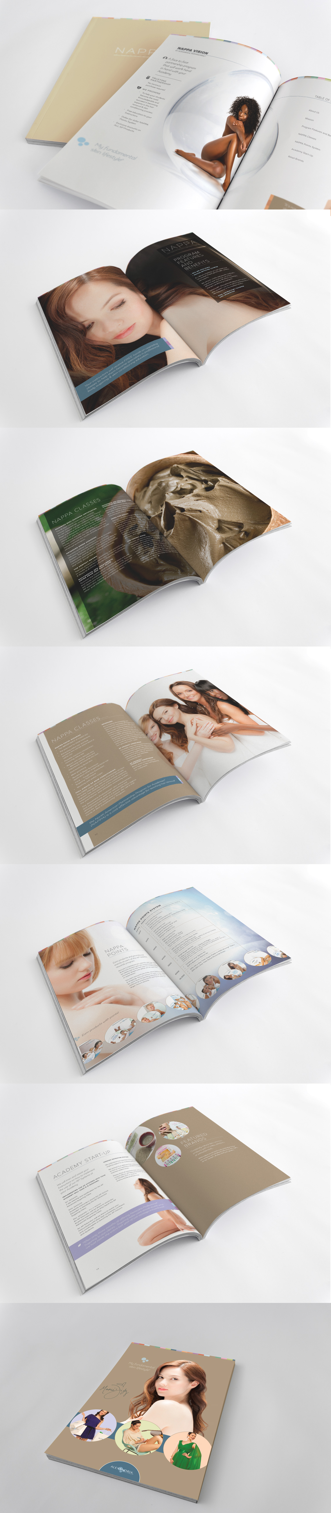 NAPPA brochure Design