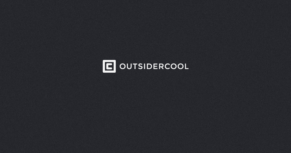 Outsider Cool Logo Design