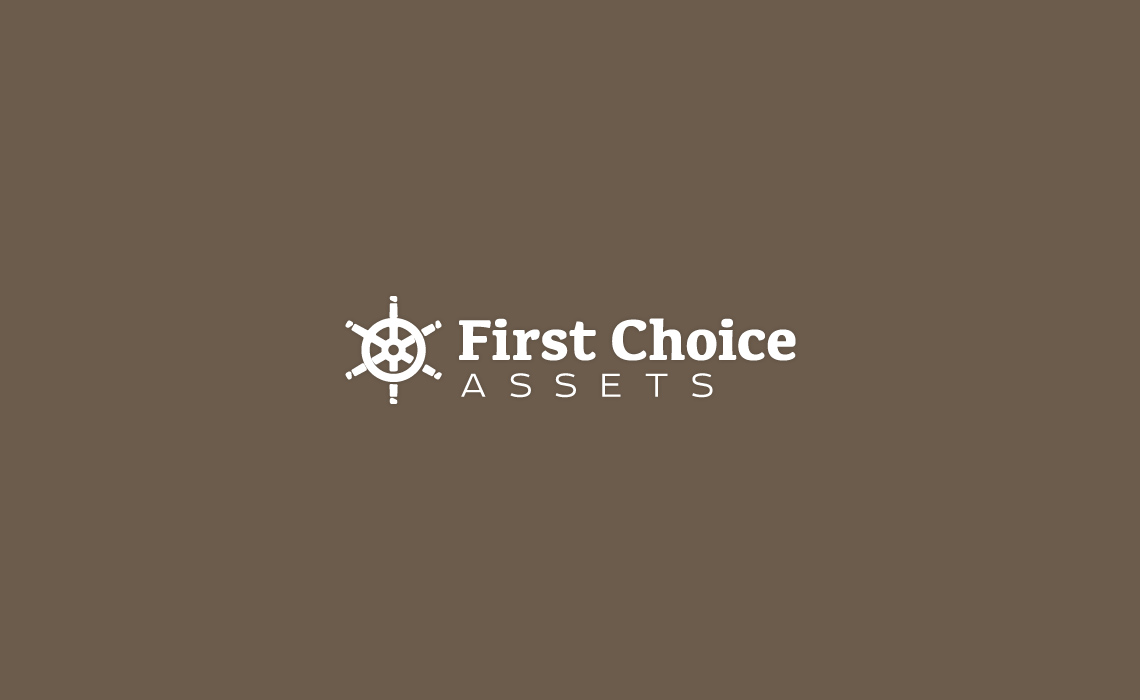 1st Choice Assets Logo design
