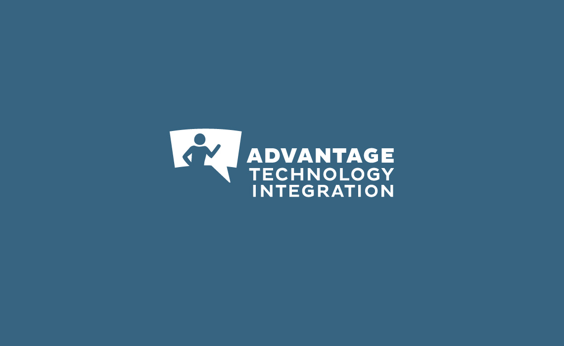 Advantage Technology Integration Logo Design and Branding