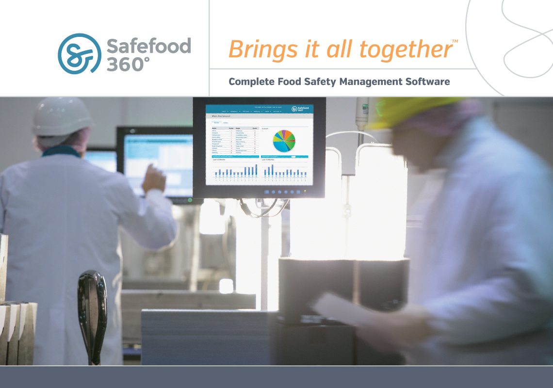 Safefood 360 Tradeshow Display