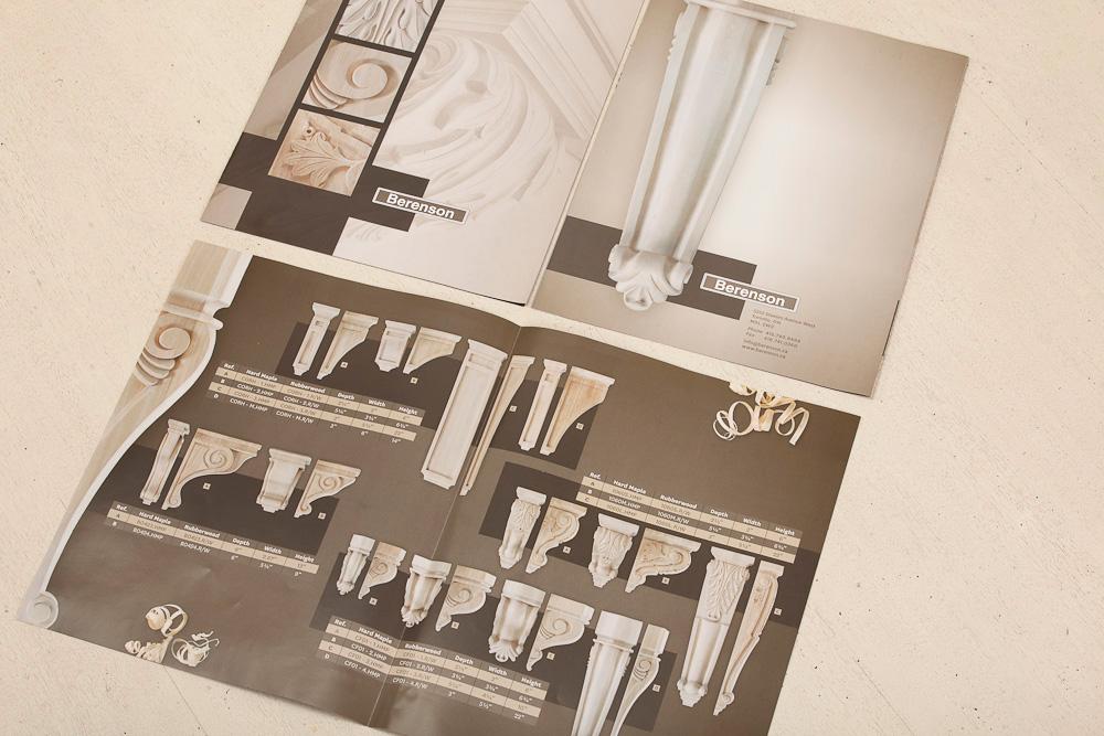 Corbel Brochure Design