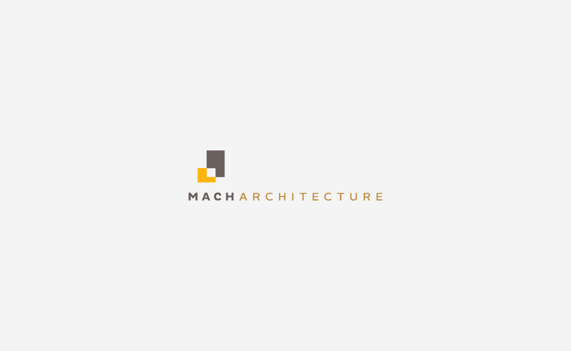 Mach Architecture Logo Design