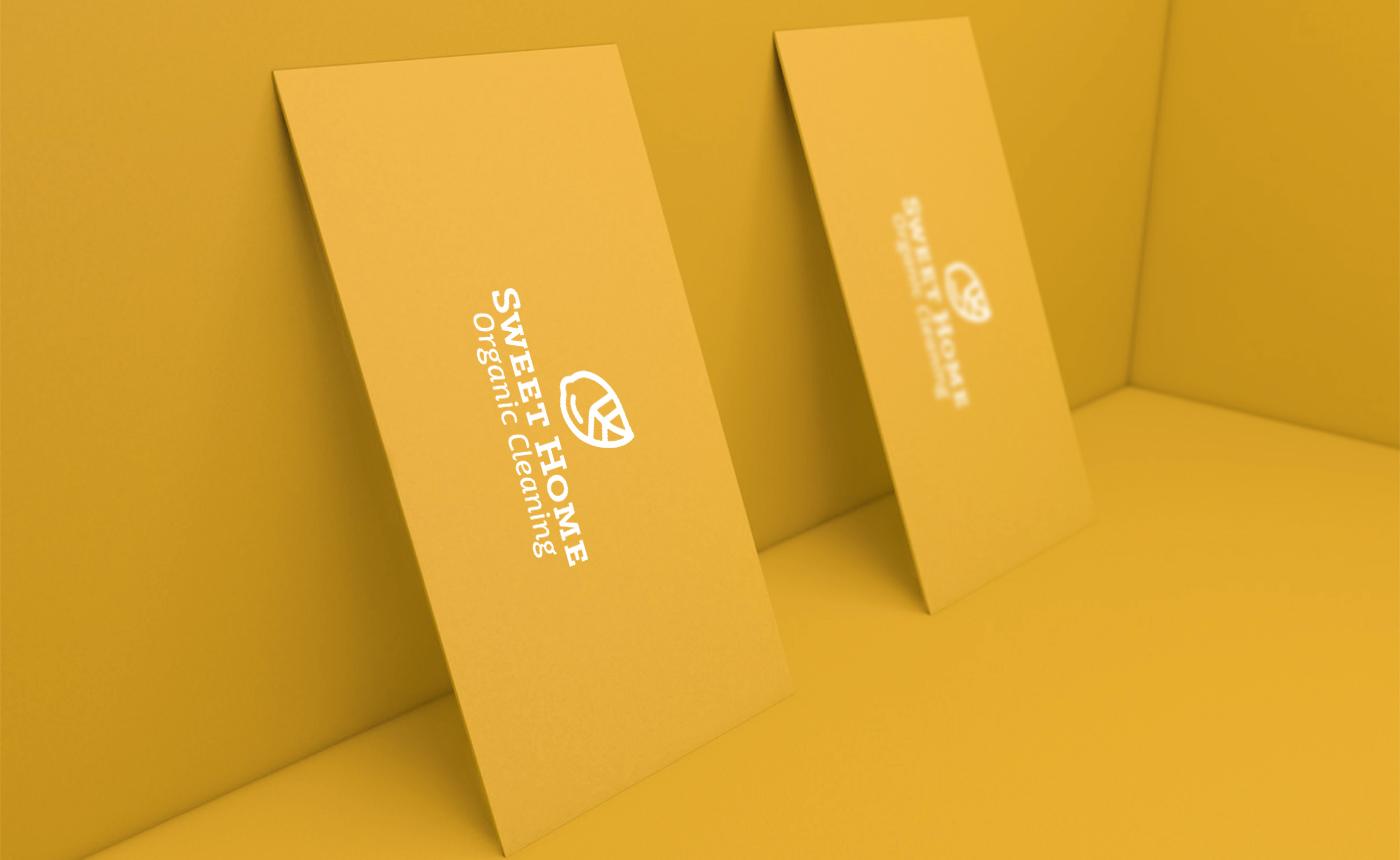 Sweet Home Organic Logo Design + Branding