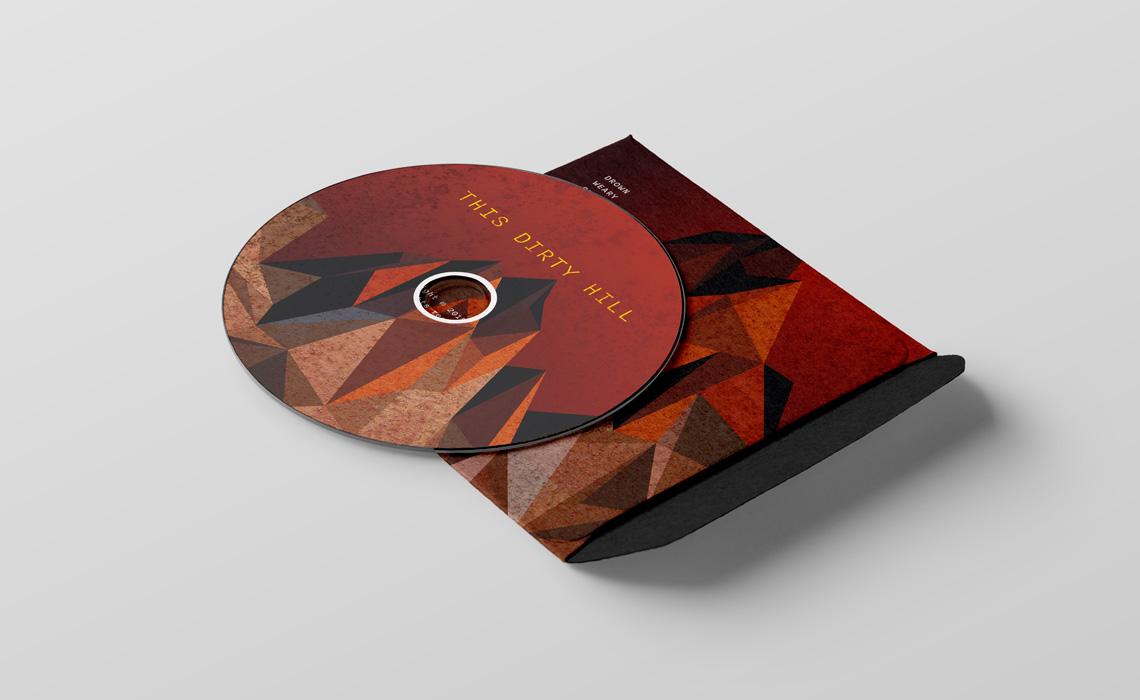 This Dirty Hill CD + Album Art