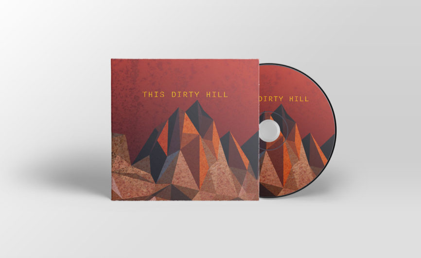 This Dirty Hill CD Design
