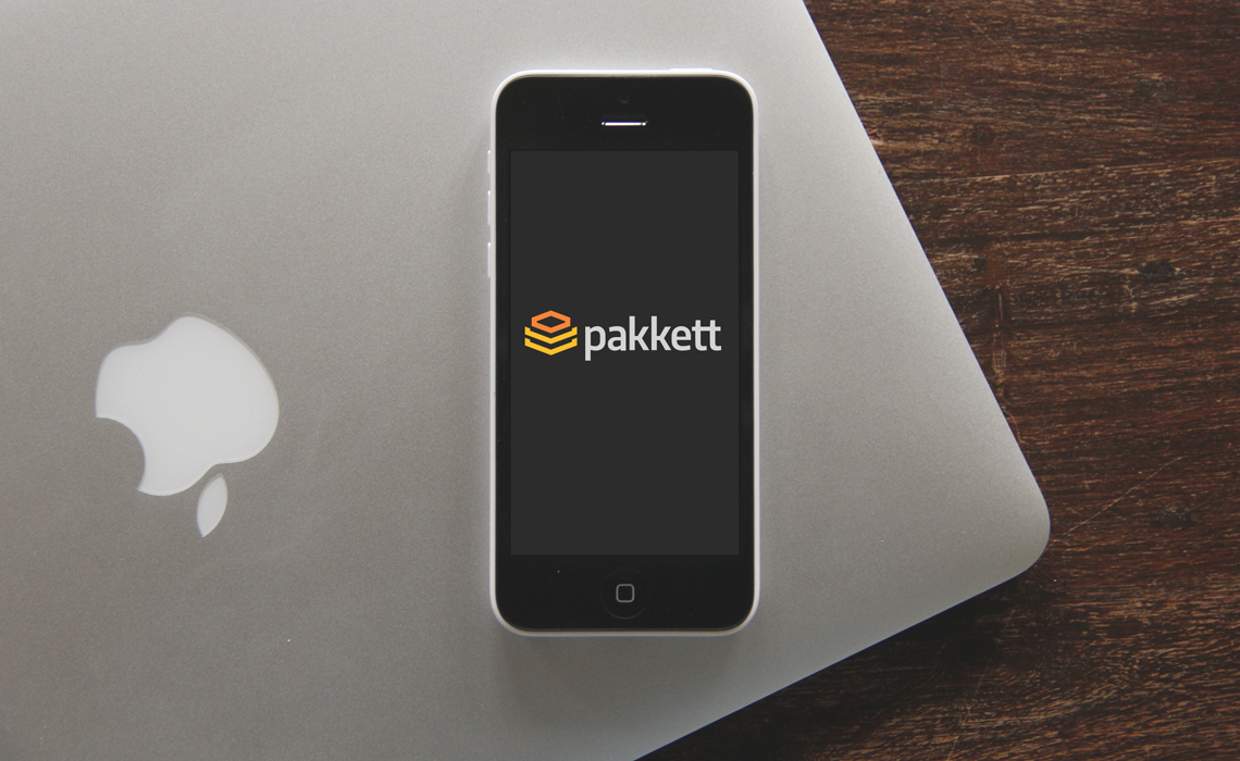 Pakkett Inc CMS Web Design and Development