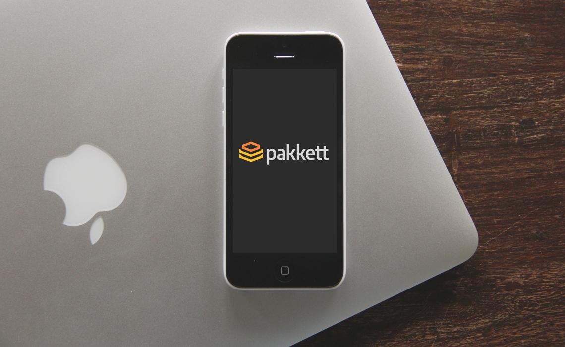 Pakkett Inc CMS Web Design and Development