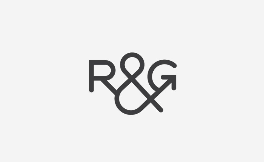 River & Grange Logo Design