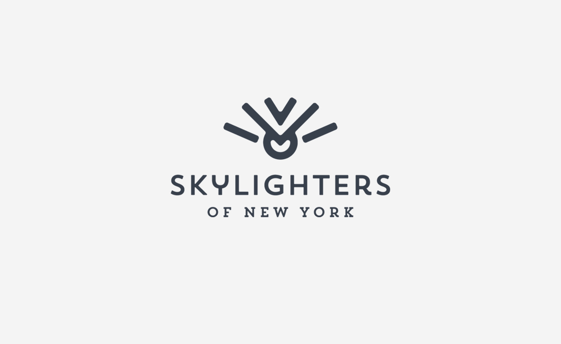 Skylighters of WNY Logo Design