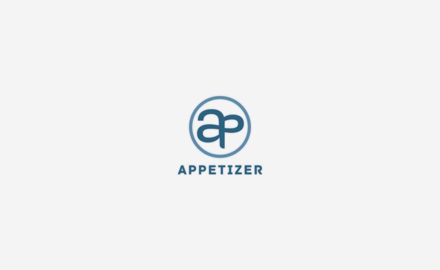 Appetizer Logo Design by Typework Studio Design Agency