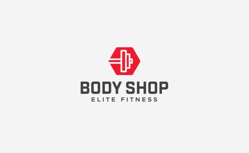 Body Shop Logo Design by Typework Studio Design Agency