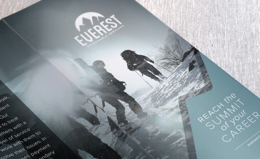 Everest Brochure Design by Typework Studio Design Agency