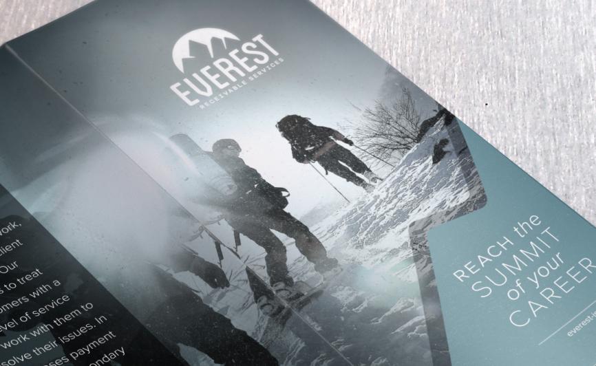 Everest Brochure Design by Typework Studio Design Agency