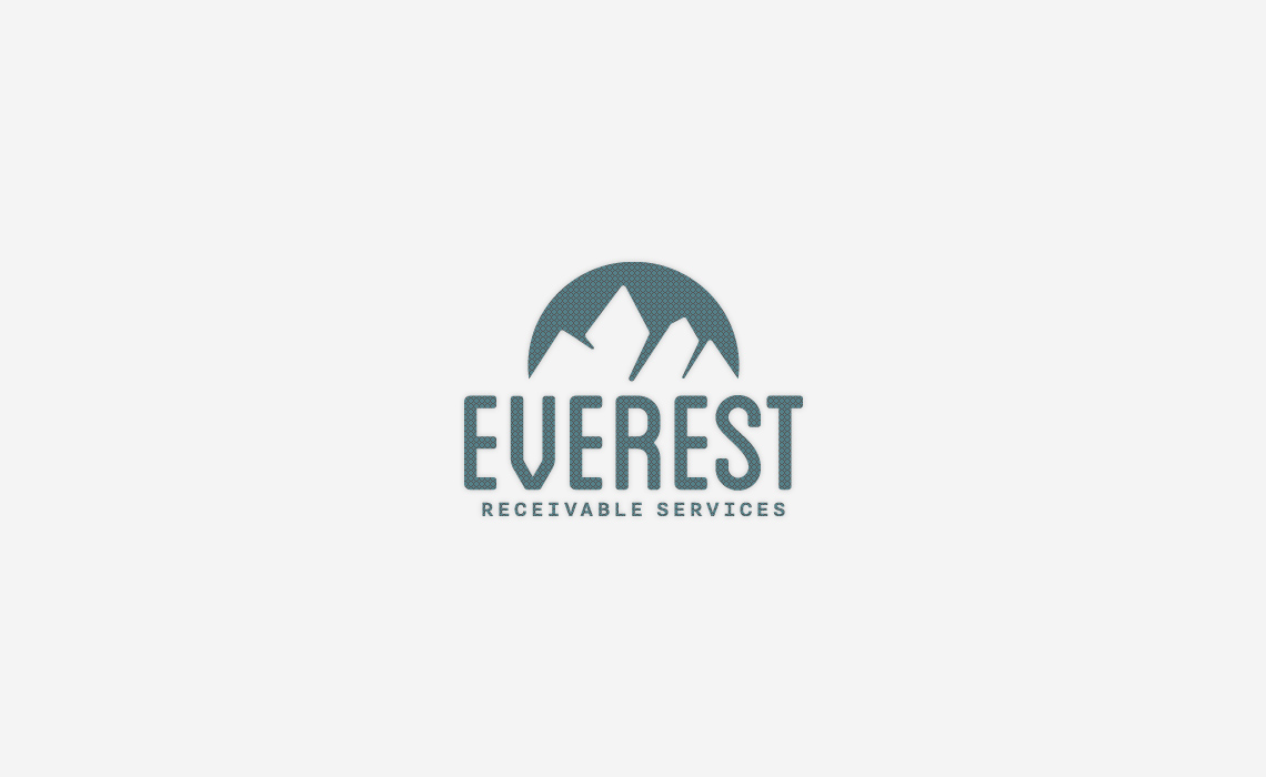 Everest Receivables Inc Logo Design by Typework Studio Logo Design Agency