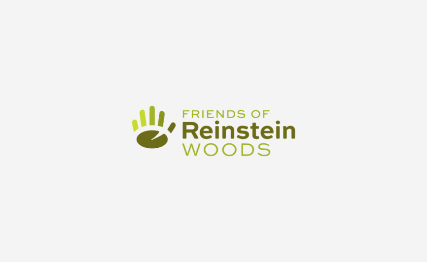 Reinstein Woods Logo Design by Typework Studio Logo Design Agency