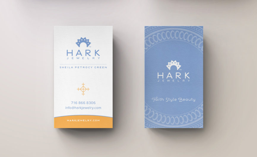 Hark Jewelry Branding by Typework Studio Logo Design Agency