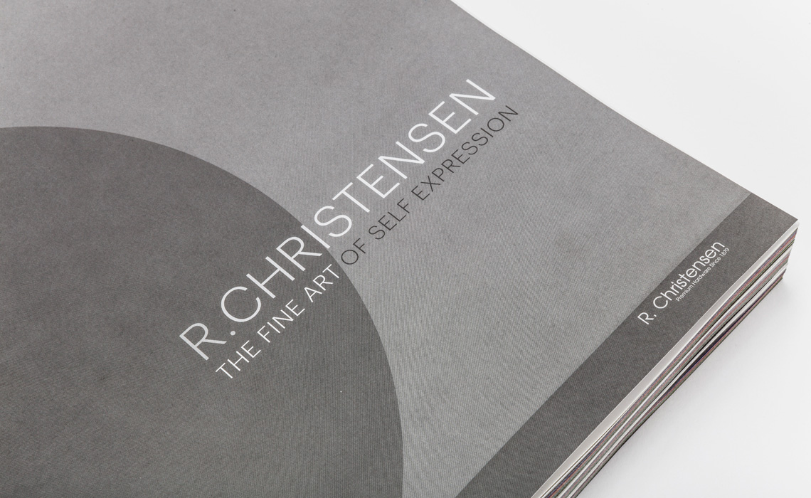 R.Christenson Hardware Catalog Design by Typework Studio Design Agency