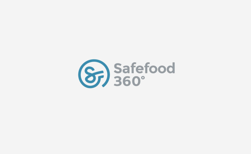 Safefood 360˚ Logo Design