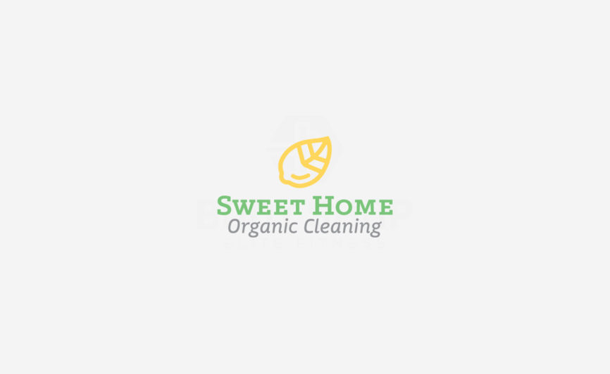 Sweet Home Organic Logo Design