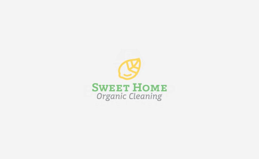Sweet Home Organic Logo Design