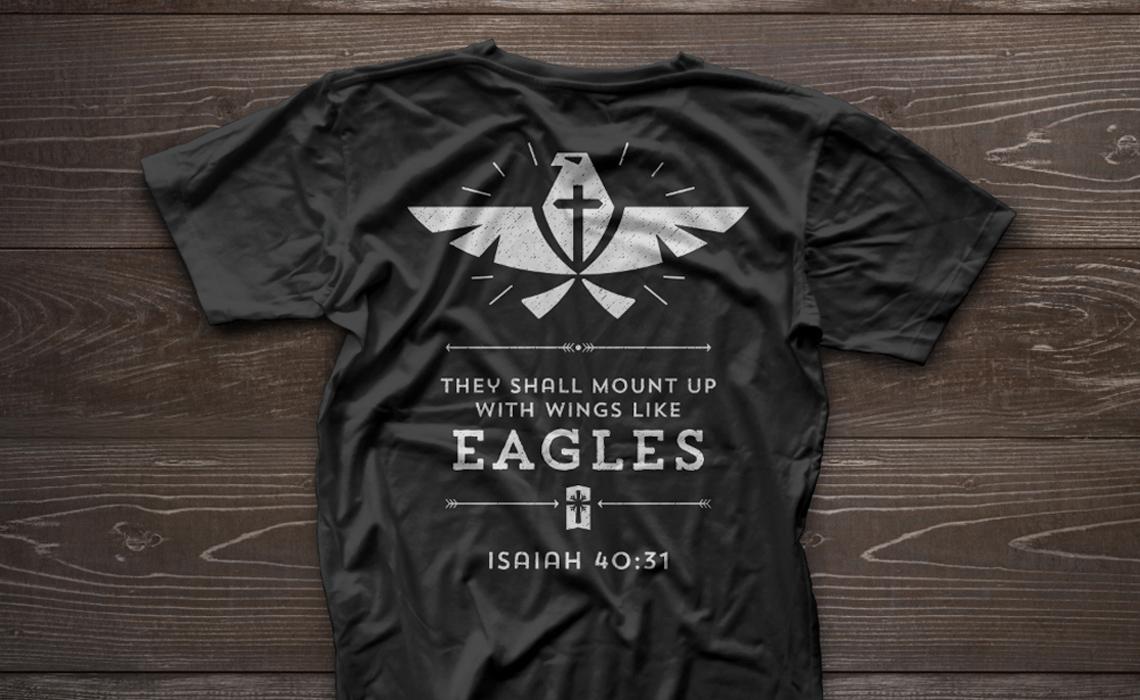 ca4a01226 T-Shirt Design for Restoration Church Men's Retreat | Typework Studio
