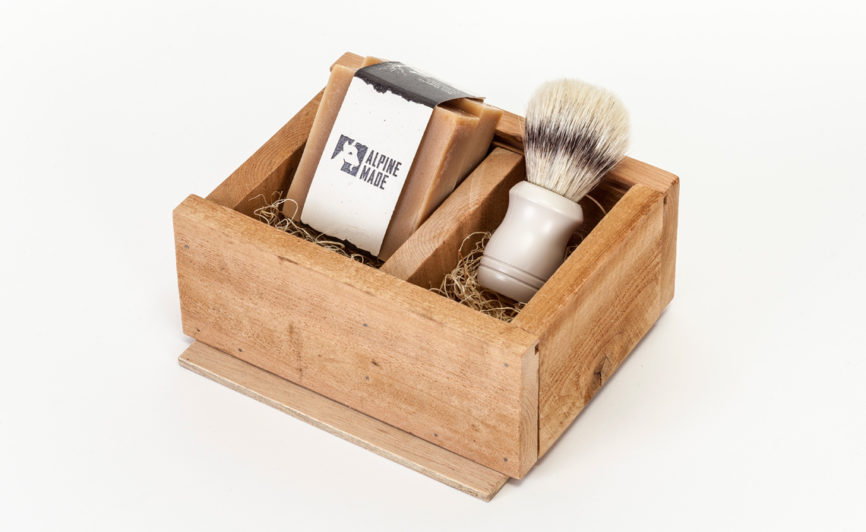 Alpine Made Product Photography by Typework Studio Design Agency