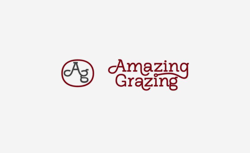 Amazing Grazing Logo Design by Typework Studio Design Agency