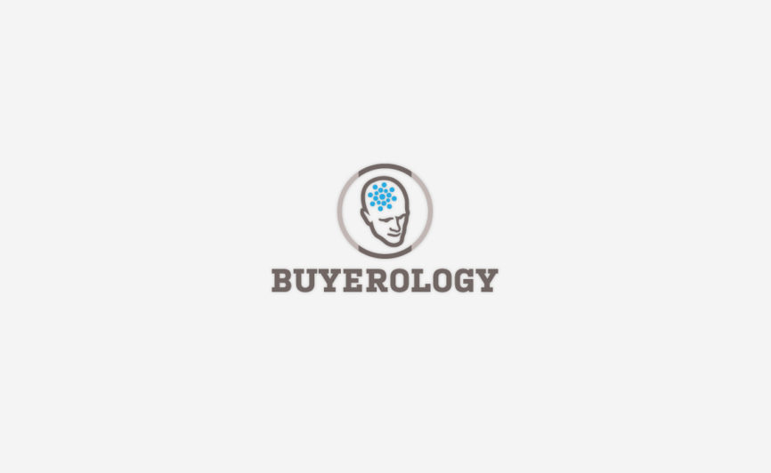 Buyerology Logo Design by Typework Studio Design Agency