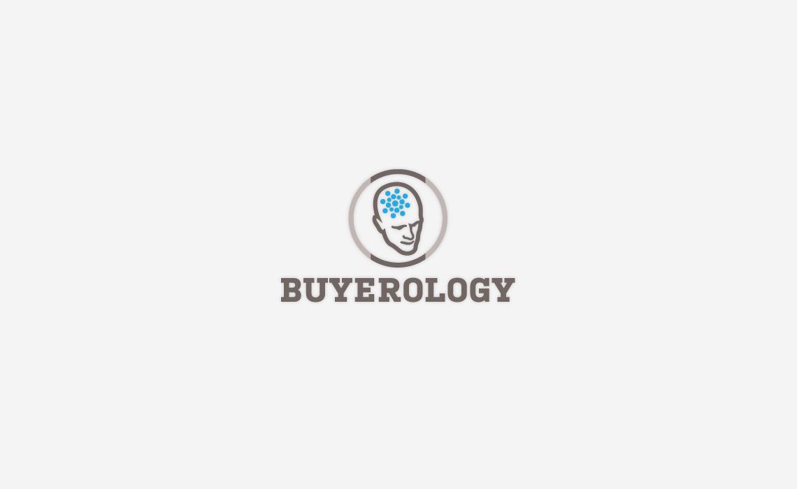 Buyerology Logo Design by Typework Studio Design Agency