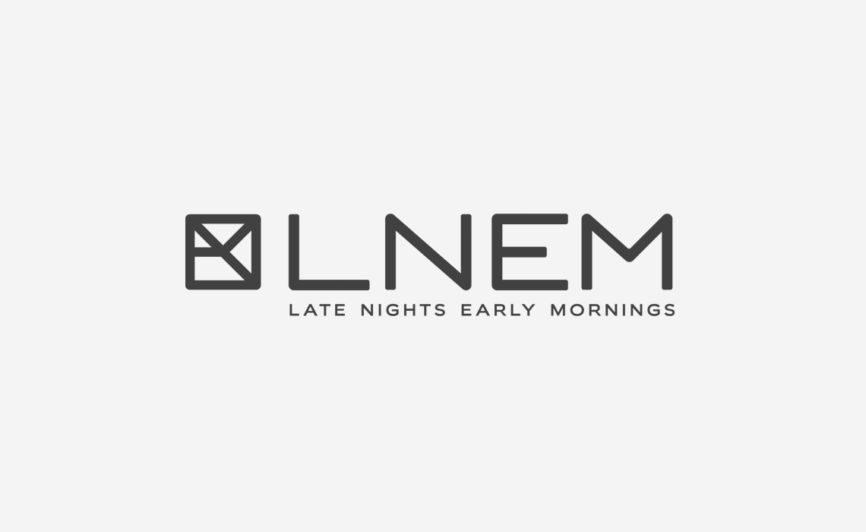 LNEM Logo Design by Typework Studio Logo Design Agency