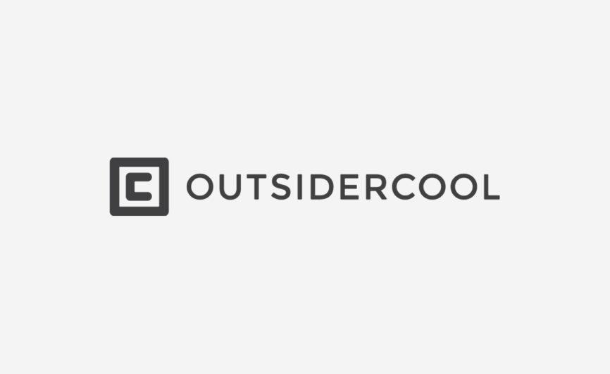 Outsider Cool Logo Design by Typework Studio Logo Design Agency