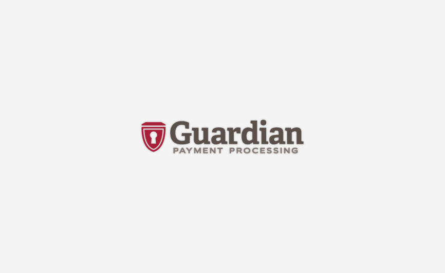 Guardian Payment Processing Logo Design by Typework Studio Design Agency