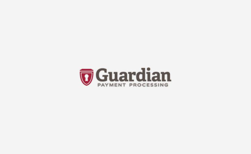 Guardian Payment Processing Logo Design by Typework Studio Design Agency