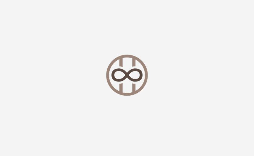 Infinity Icon Design by Typework Studio Logo Design Agency