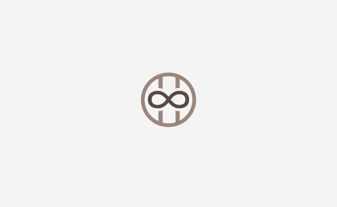 Infinity Icon Design by Typework Studio Logo Design Agency
