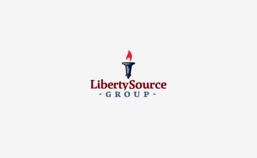 Liberty Source Group Logo Design by Typework Studio Logo Design Agency
