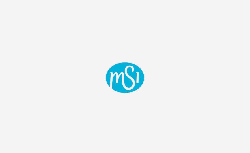 MSI Medical Logo Design by Typework Studio Logo Design Agency