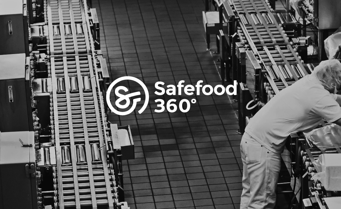 Safefood 360˚ Branding Identity by Typework Studio Logo Design Agency