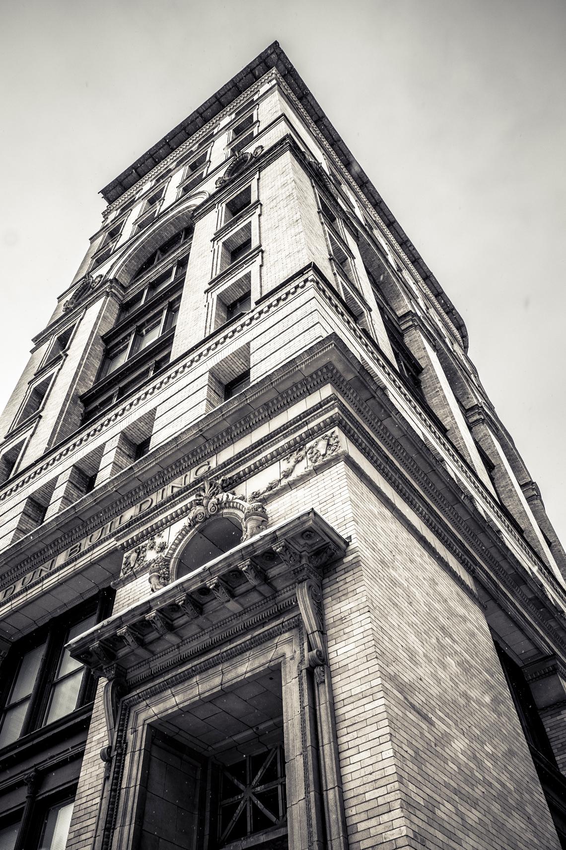 Feldman Kieffer Dunn Building Buffalo NY Product Photography