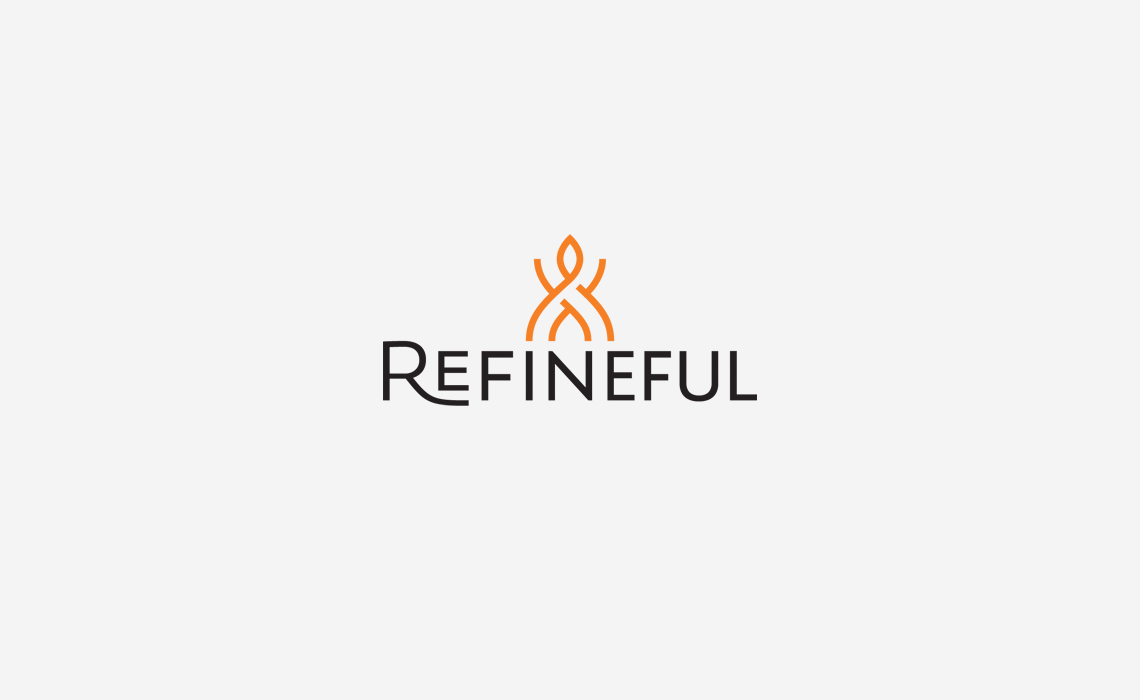 Refineful Soap Logo Design by Typework Studio Logo Design Agency