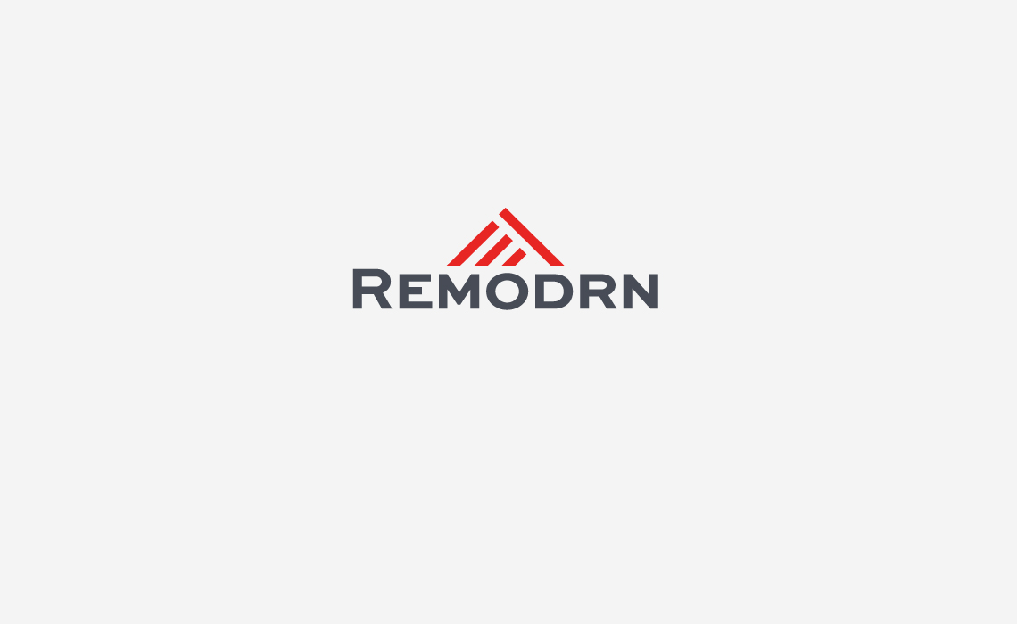 Remodrn Logo Design by Typework Studio Logo Design Agency