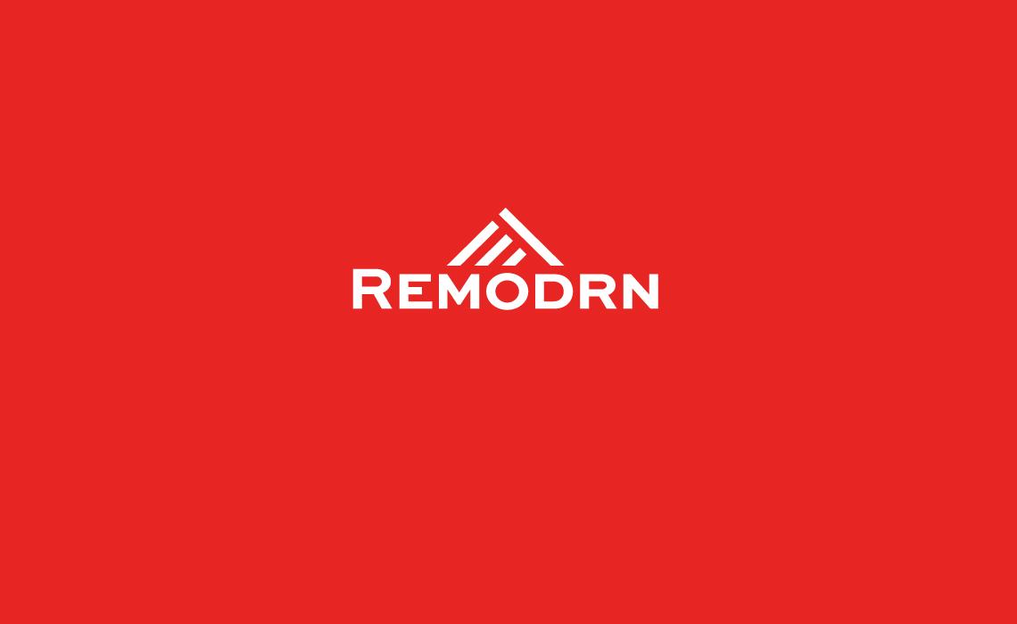 Remodrn Logo Design